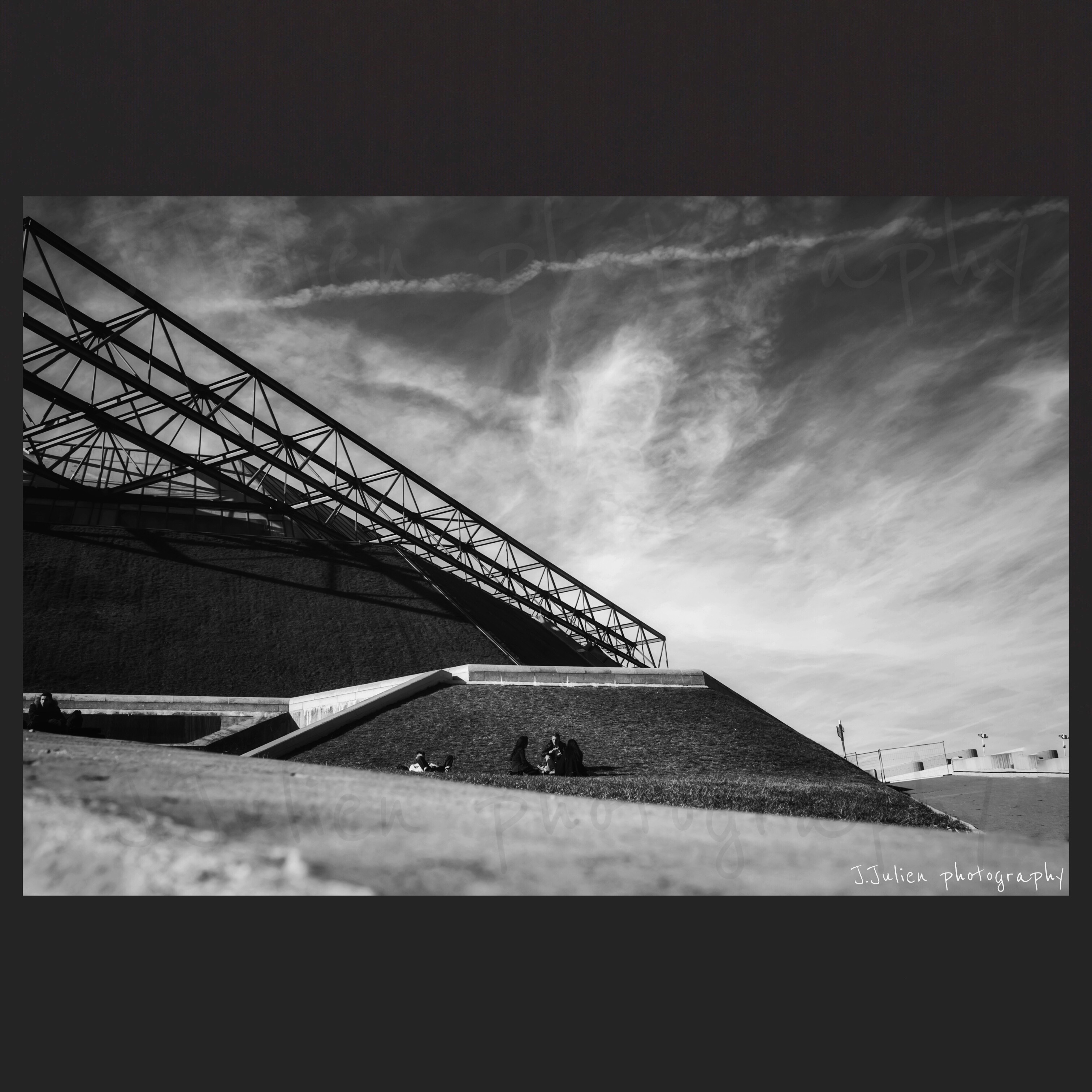 architecture structure modern photography Bercy