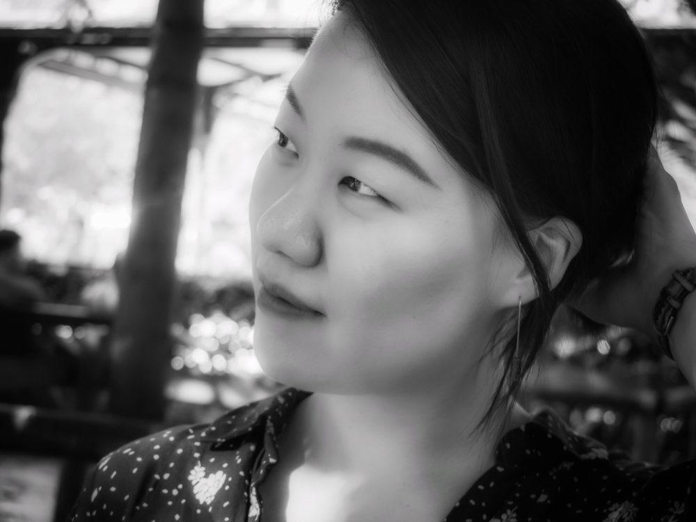 portrait photographie femme asiatique Paris Photo art