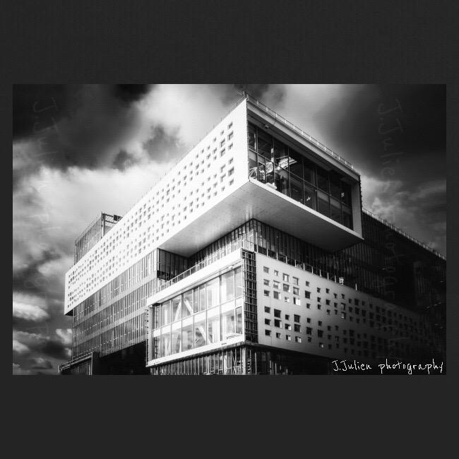 Jacques Julien Modern Architecture Photography