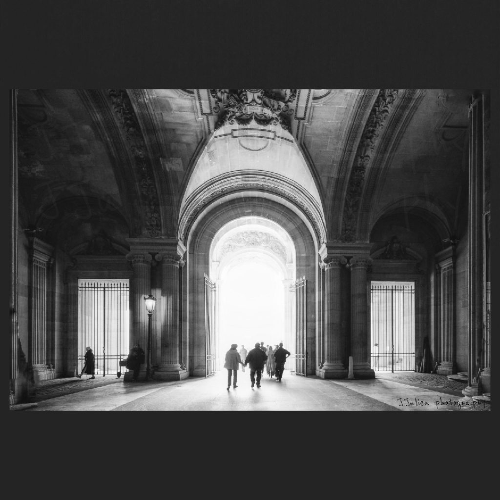 art photo print Paris
