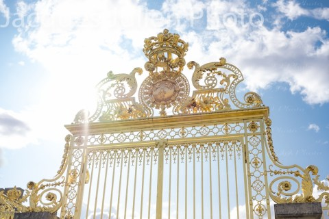 Palace Versailles photography