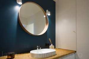 photographie d'intérieur appartement salle de bain